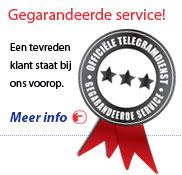 Officiele Telegramdienst met Gegarandeerde Service